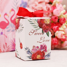 Load image into Gallery viewer, Sweet Gift Candy Boxes for Wedding Baby Shower Birthday