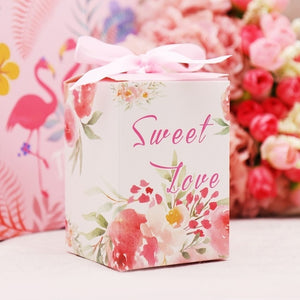 Sweet Gift Candy Boxes for Wedding Baby Shower Birthday