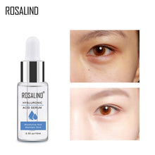 Load image into Gallery viewer, ROSALIND 24K Gold Facial Serum 15ML Anti-Aging Wrinkle Deep Repair Skin Face Serum Essence hyaluronic acid Whitening Face Cream