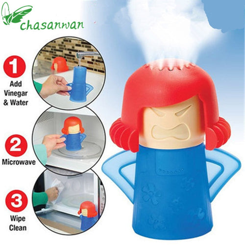Microwave Cleaner made Eazy /Hot selling Steam Cleaner Gadgets