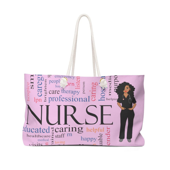 Nurse Essential Weekender Bag - Deerora