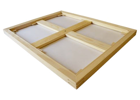 Custom-Sized Heavy-Duty Basic Stretcher Frames