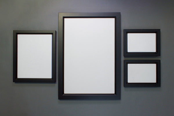 Impress Framed Square/Rectangular Canvases