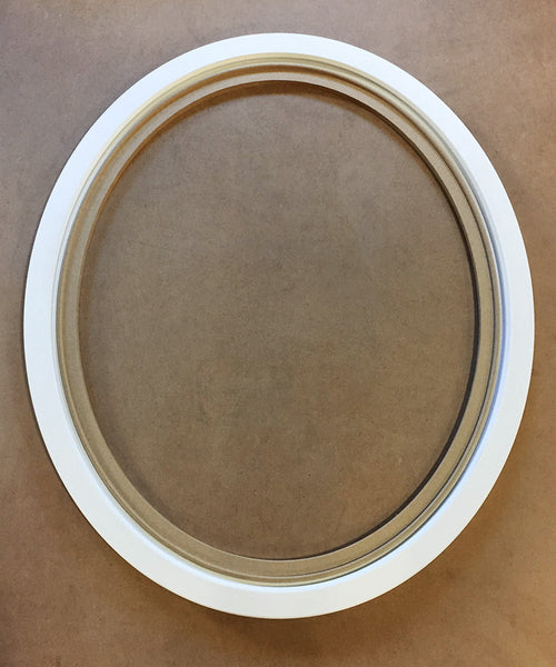Impress Framed Custom Round/Oval Stretchers