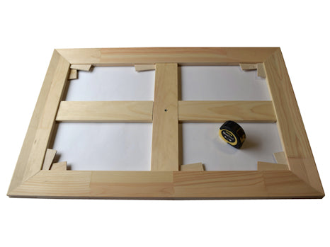 Custom-Sized Standard Stretcher Frames