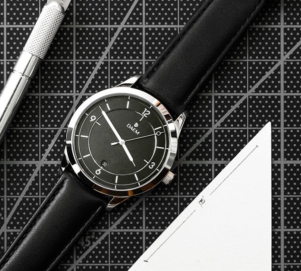 DAEM Sterling x Black watch