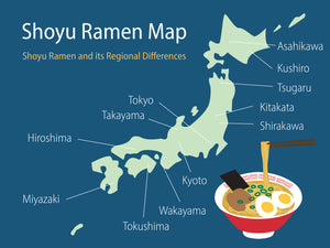 6 Characteristics of Shoyu Ramen That Make It a Favourite