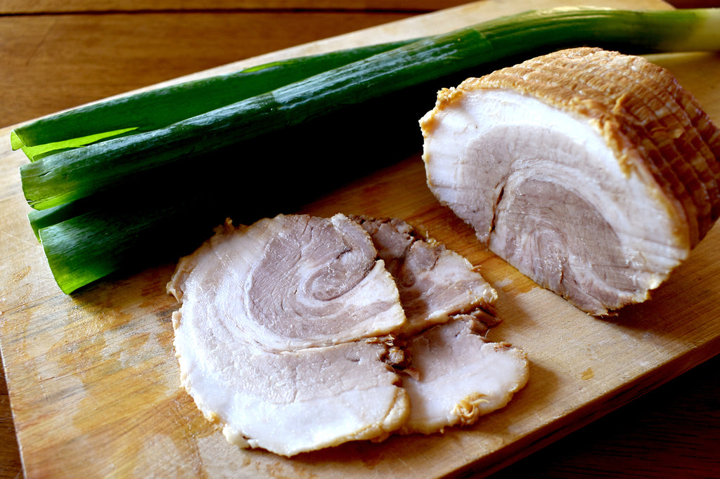 Poof! Authentic Tender and Juicy Chashu for This Weekend