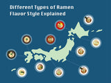 35 Must Know Different Types of Ramen Flavor Style Explained