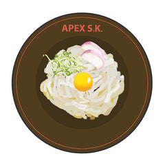 tsukimi udon illustration apex sk