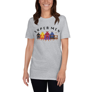 Unisex Super Men T-Shirt