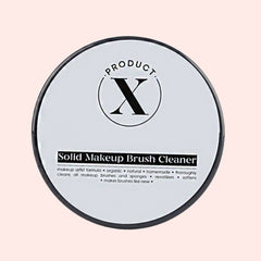 SOLID MAKEUP BRUSH CLEANER - The Product X