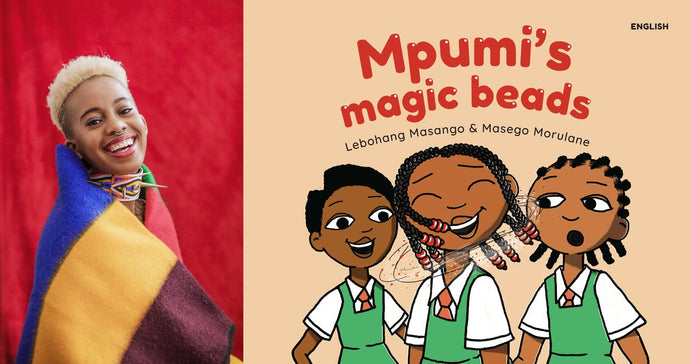 Lebohang Masango wins the Exclusive Books IBBY SA Writer Award