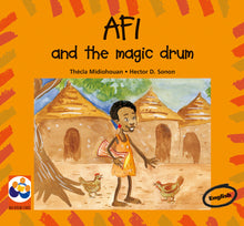 Afi and the Magic Drum