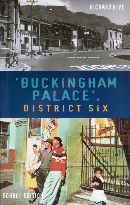 BUCKINGHAM PALACE DISTRICT 6 *NEW SCHOOL ED.