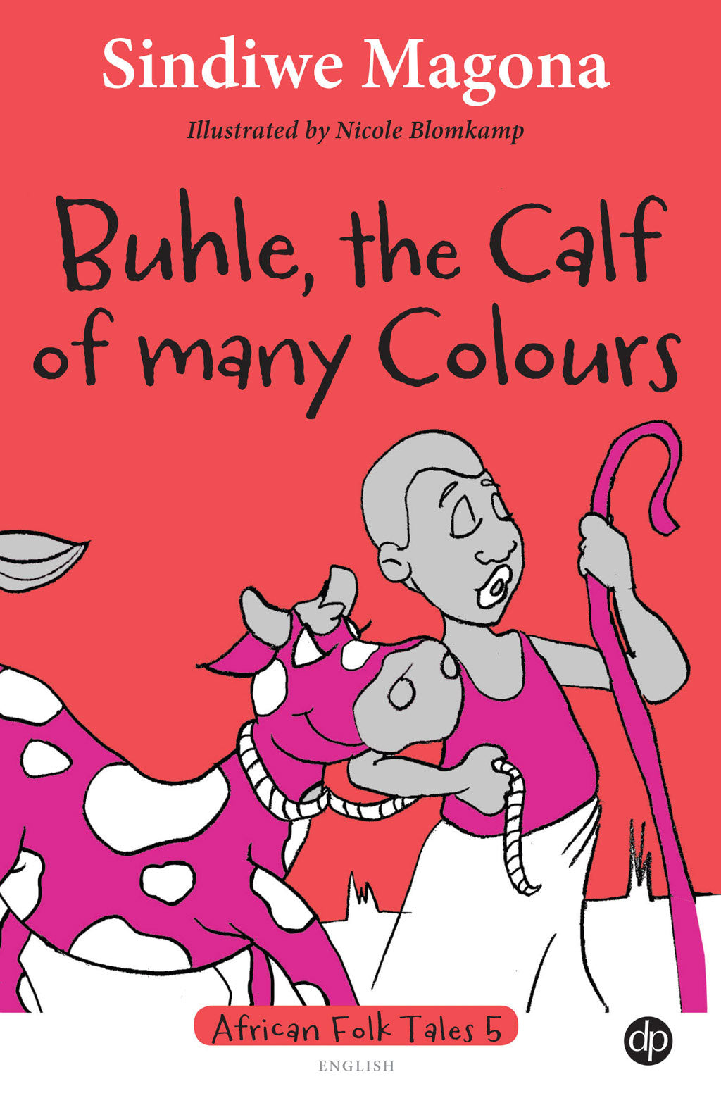 Buhle, the Calf of many Colours - Folk Tale 5