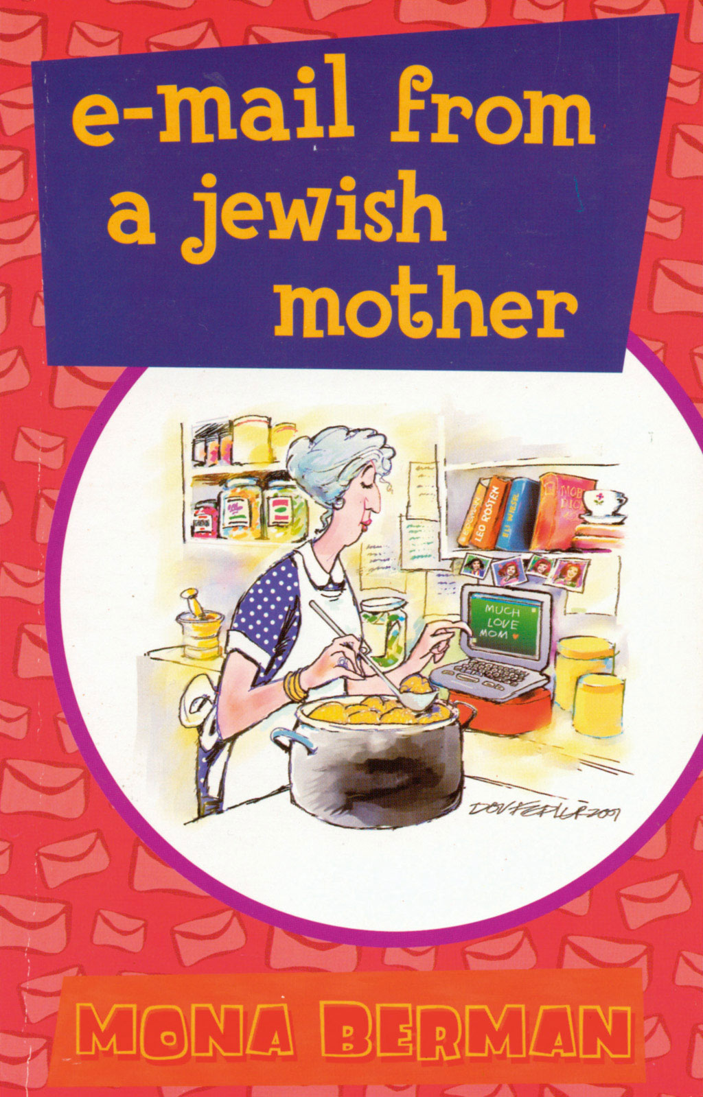 E-MAIL FROM A JEWISH MOTHER
