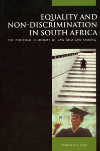 EQUALITY & NON-DISCRIMINATION IN SOUTH AFRICA