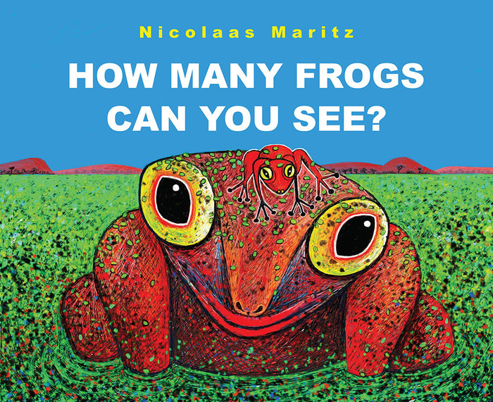 HOW MANY FROGS CAN YOU SEE?