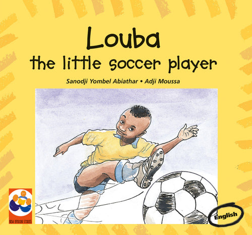 Louba the Little Soccer Player