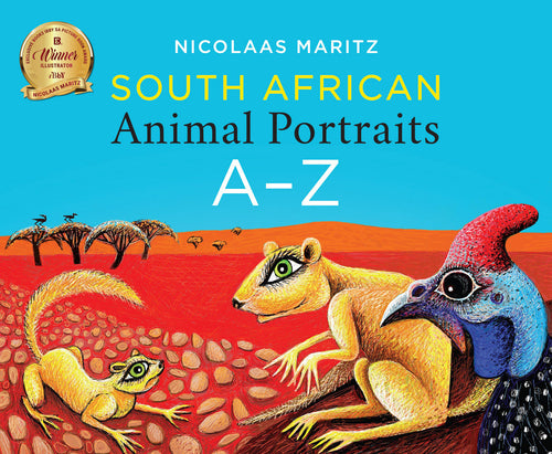SOUTH AFRICAN ANIMAL PORTRAITS - An A-Z