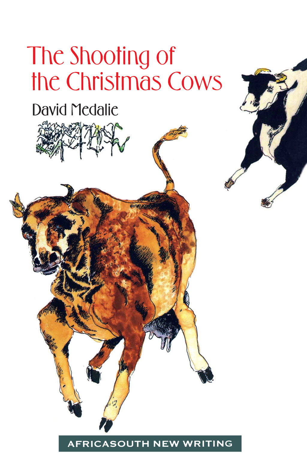 THE SHOOTING OF THE CHRISTMAS COWS
