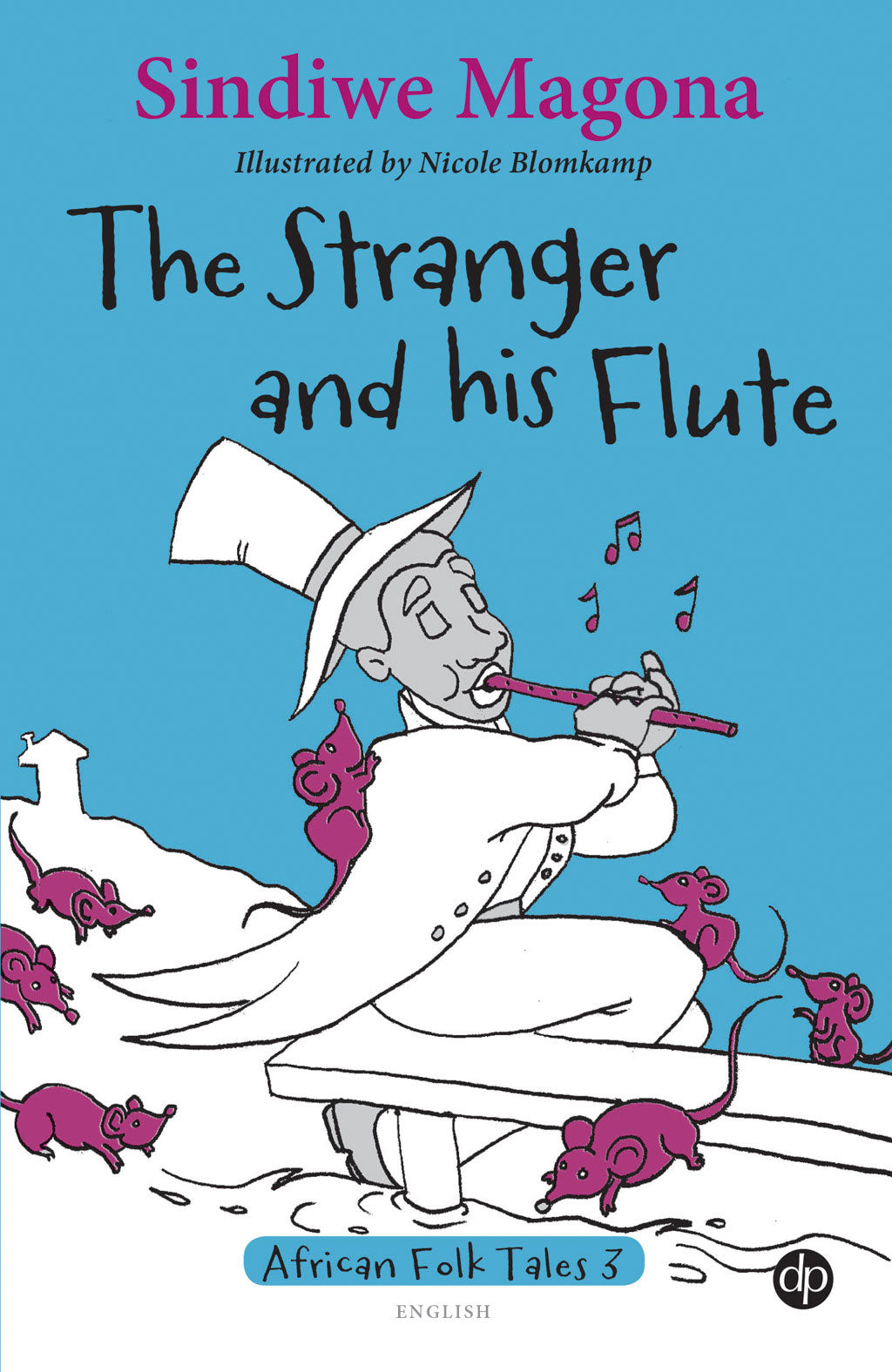 THE STRANGER AND HIS FLUTE - Folk Tale 3