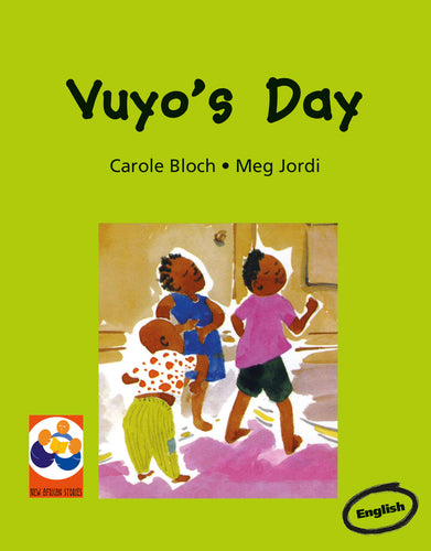 VUYO'S DAY: A story from South Africa
