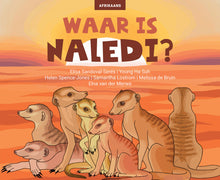 Where is Naledi?