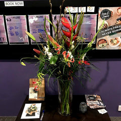 Anytime Fitness Corporate Flowers