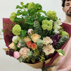 Adam The Flower Man fortnightly Flower Subscription - Adam The Flower Man