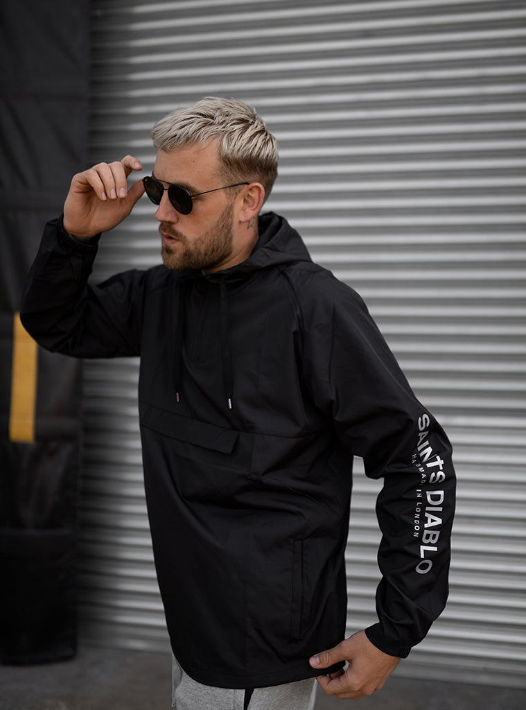 Saints Diablo Windbreaker