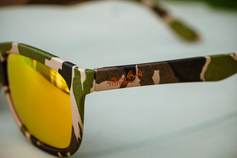 Camo Polarized Sunglasses
