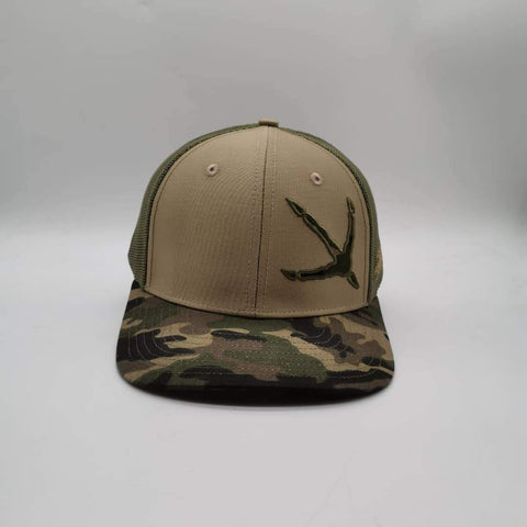Turkey track dirtnap snapback