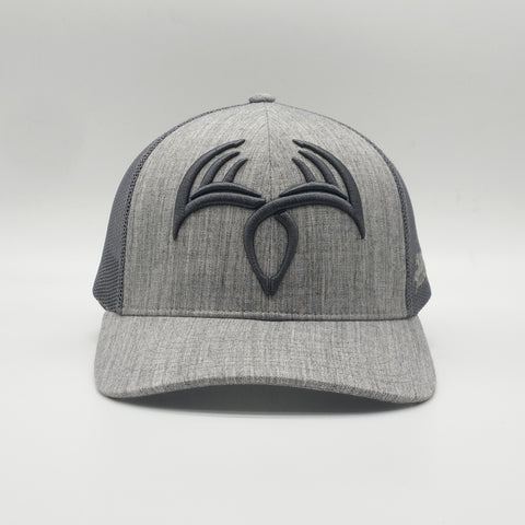 Shades of Gray Symbol Snapback