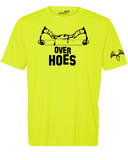 Bows over hoes Performance tee