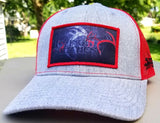 Shadow Hunter patch snap back