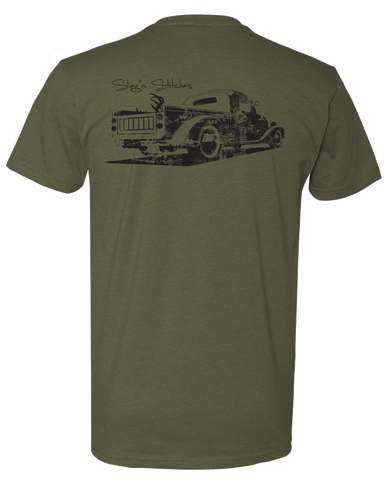 Big Buck In the Truck tee