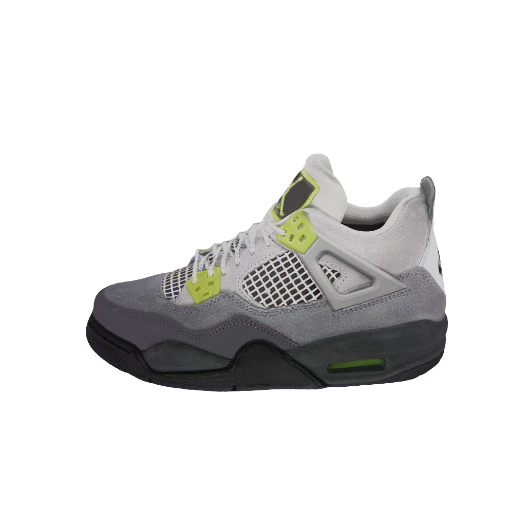 [3D Model] Air Jordan 4 Retro SE GS 'Neon 95'