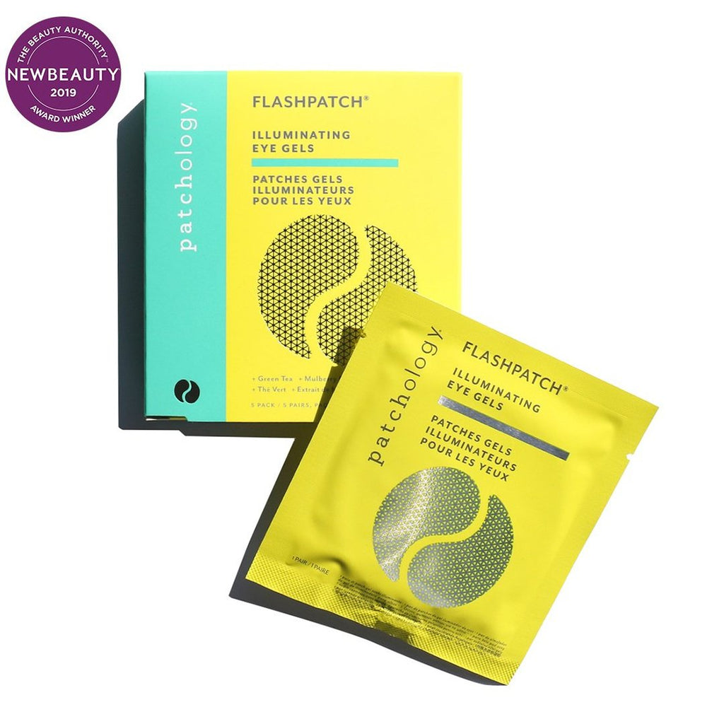 FlashPatch Illuminating Eye Gels - by Patchology