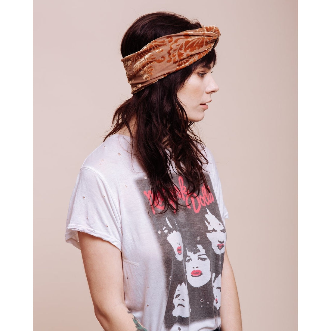 I'm With The Band - The Hendrix Gold Turban