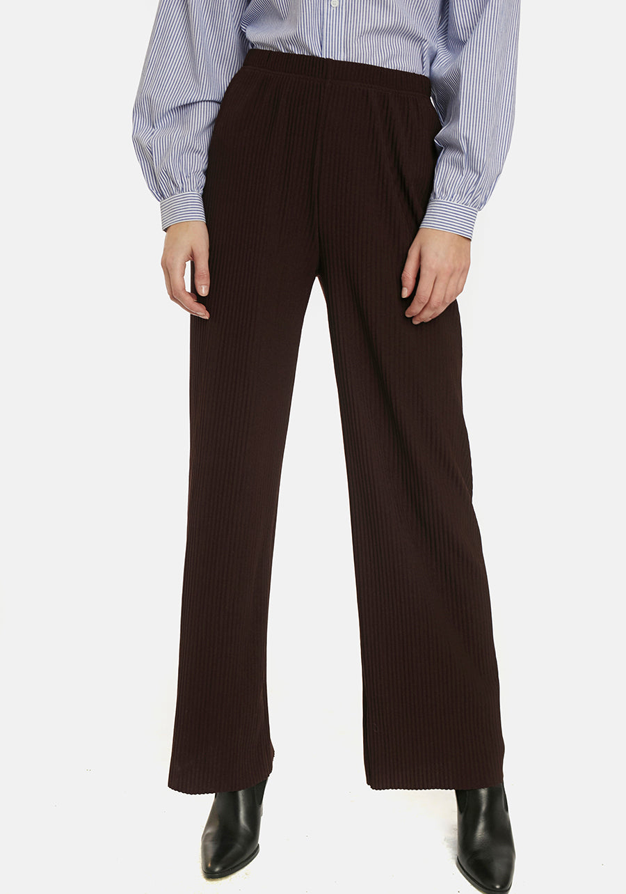Reagan Micropleat Pant