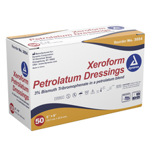 Load image into Gallery viewer, Xeroform Gauze Dressings Box of 50