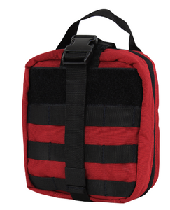 Condor Rip-Away EMT Pouch (Bag Only) Red Condor  medical-gear-outfitters.myshopify.com Medical Gear Outfitters
