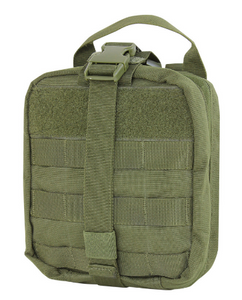 Condor Rip-Away EMT Pouch (Bag Only) Green Condor  medical-gear-outfitters.myshopify.com Medical Gear Outfitters