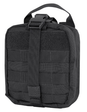 Load image into Gallery viewer, Condor Rip-Away EMT Pouch (Bag Only) Black Condor  medical-gear-outfitters.myshopify.com Medical Gear Outfitters