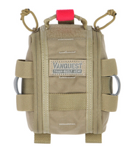 Load image into Gallery viewer, FATPack 4X6 (Gen-2): Bag Only Tan Vanquest  medical-gear-outfitters.myshopify.com Medical Gear Outfitters