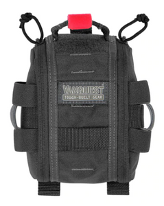 FATPack 4X6 (Gen-2): Bag Only Black Vanquest  medical-gear-outfitters.myshopify.com Medical Gear Outfitters