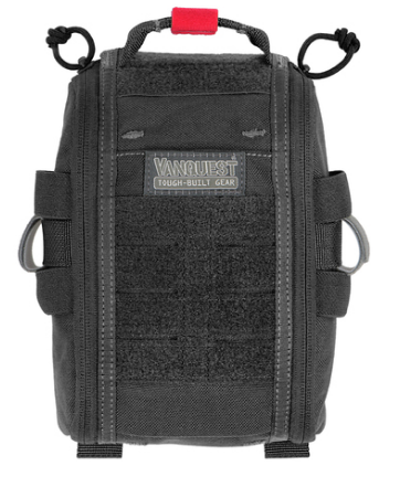 FATPack 5X8 Large First Aid Kit (Black, Tan, or Wolf Gray)