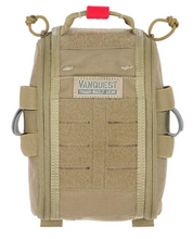 Load image into Gallery viewer, FATPack 5x8 Trauma Kit (CAT / SOFT-T) (Celox Rapid / Combat Gauze) Tan / Combat Gauze / Tan SOFT-T Medical Gear Outfitters  medical-gear-outfitters.myshopify.com Medical Gear Outfitters